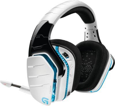 Casque gamer Logitech G933 ARTEMIS BLANC