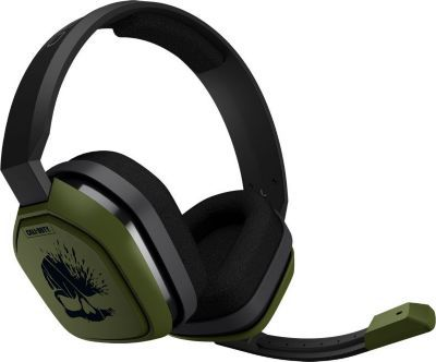 Casque Gamer astro a10 call of duty noir