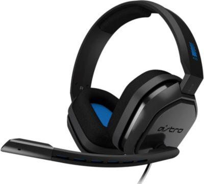 Casque gamer Astro A10 Gris/Bleu