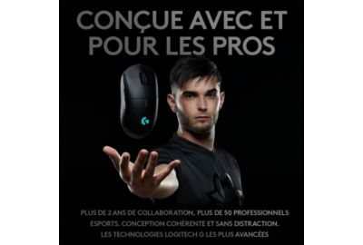 Souris LOGITECH G Pro Wireless