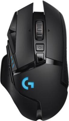 Souris gamer Logitech G502 Lightspeed