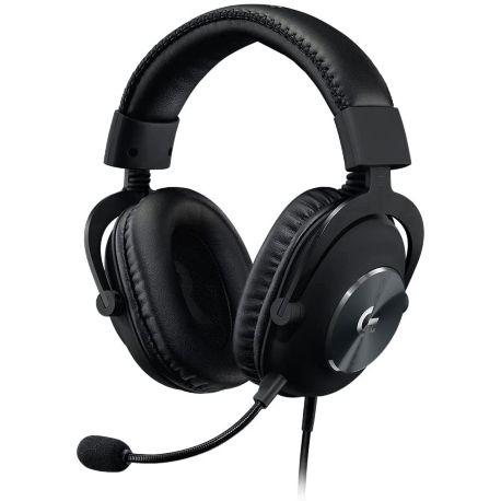 Casque micro LOGITECH PRO X Gaming Headset Noir