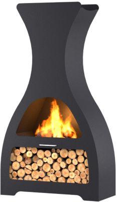 Cheminée Extérieure barbecook kuro s-U