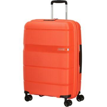 Valise AMERICAN TOURISTER 4 roues 66cm orange