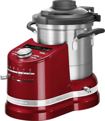 Robot cuiseur Kitchenaid Cook Processor 5KCF0104EER/5 Rouge empir