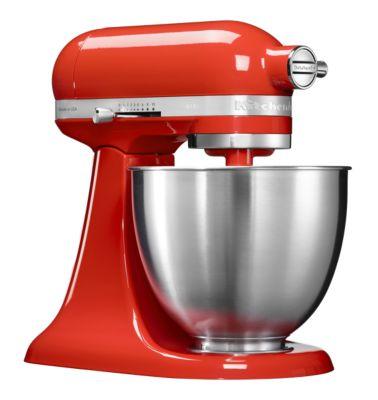 Robot pâtissier Kitchenaid mini 5KSM3311XEHT Rouge Piment