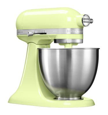 Robot pâtissier Kitchenaid mini 5KSM3311XEHW Vert Amande