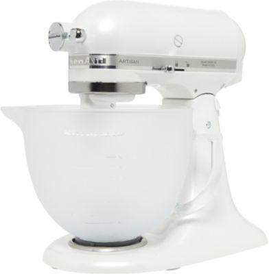 kitchenaid 5ksm156 efp blanc givre artisan robot p tissier boulanger. Black Bedroom Furniture Sets. Home Design Ideas