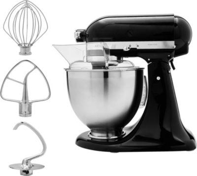 Robot pâtissier Kitchenaid 5KSM185PSEOB NOIR