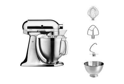 Robot KITCHENAID 5KSM185PSECR ARTISAN Chrome