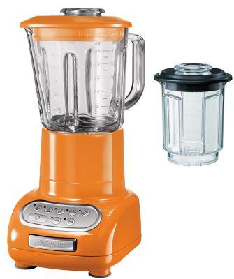 kitchenaid 5ksb5553 etg tangerine artisan blender boulanger. Black Bedroom Furniture Sets. Home Design Ideas