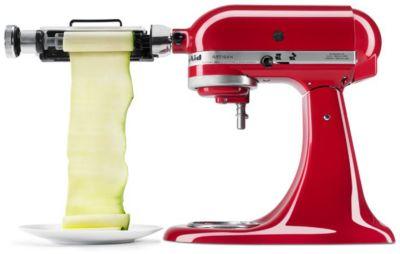 Accessoire Robot pâtissier kitchenaid 5ksmsca coupe lanières de légumes