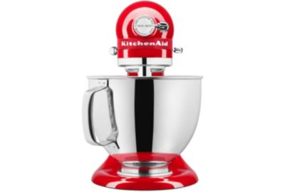 Robot KITCHENAID 5KSM180HESD Rouge passion 100 ans