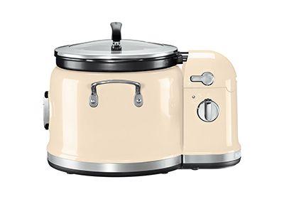 kitchenaid pack multicooker tige creme cookeo multicuiseur boulanger. Black Bedroom Furniture Sets. Home Design Ideas