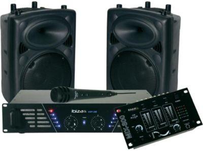 Enceinte sono Ibiza DJ300 MKII