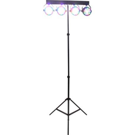 Jeu Lumière BOOST Portique 4 Lumières Multi LED à télécde