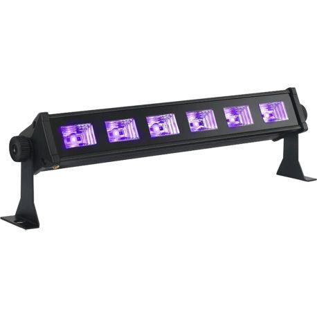 Jeu Lumière IBIZA LED-UVBAR6