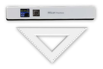 Scanner IRIS IRIScan Anywhere 5 Blanc