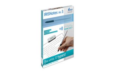 Scanner IRIS IRISNotes Air 3
