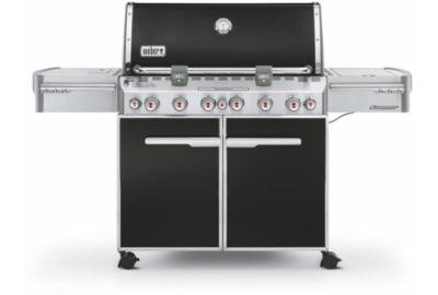 Barbecue WEBER SUMMIT E 670 GBS Noir