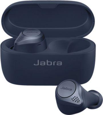 Ecouteurs sport Jabra Elite Active 75T Charge sans fil Bleu