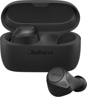 Ecouteurs sport Jabra Elite Active 75T Charge sans fil Gris