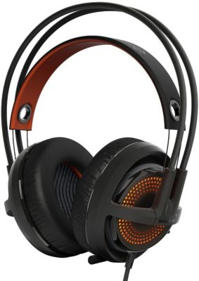 Casque gamer Steelseries Siberia 350 Black