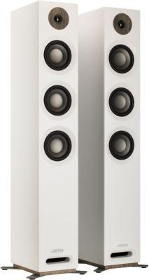 Enceinte colonne Jamo S 809 BLANC X2
