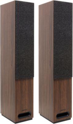Enceinte colonne Jamo S 807 WALNUT X2