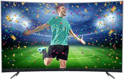 TV LED Thomson 65UD6686 incurvé