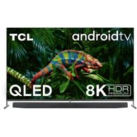 TV QLED TCL 75X915 8K Android TV