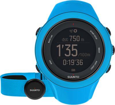 Montre sport GPS Suunto Ambit3 Sport Bleu HR
