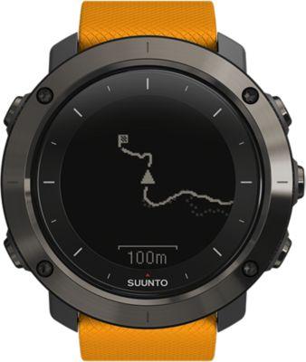 Montre sport GPS Suunto Traverse Orange