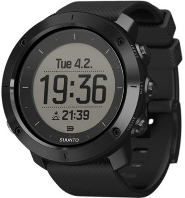 Montre sport GPS Suunto Traverse Sapphire Black