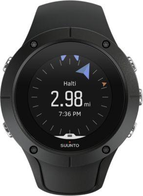 Montre sport GPS Suunto SPARTAN TRAINER WRIST HR NOIR