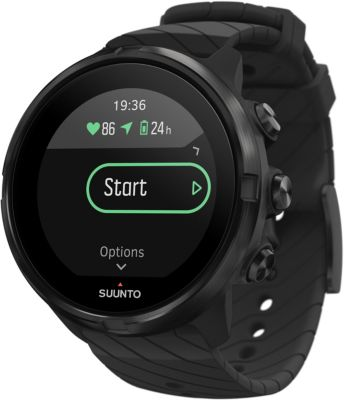 Montre sport GPS Suunto S9 All Black
