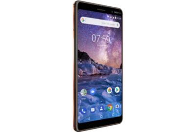 Smartphone NOKIA 7 Plus Noir