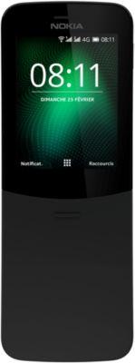 Téléphone portable Nokia 8110 Noir