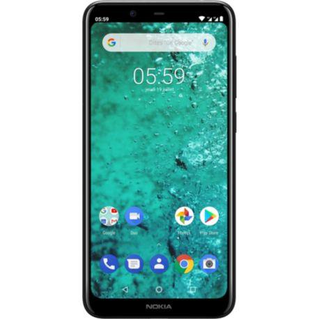 Smartphone NOKIA 5.1 Plus Noir