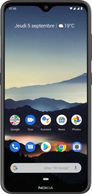 Smartphone Nokia 7.2 Charbon