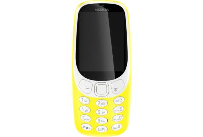 Mobile NOKIA 3310 Jaune DS