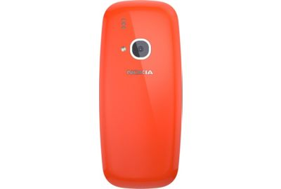 Mobile NOKIA 3310 Rouge DS