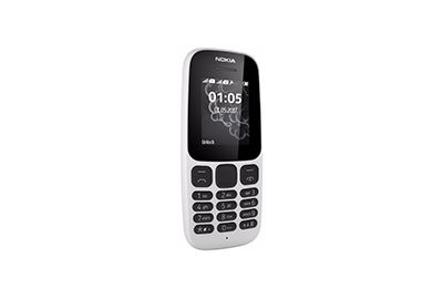Mobile NOKIA 105 Blanc DS