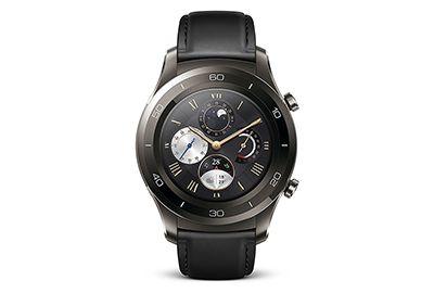 Montre HUAWEI Watch 2 Classic Titanium gris