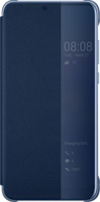 Etui Huawei p20 bleu