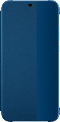 coque etui smartphone huawei p20 lite bleu boulanger. Black Bedroom Furniture Sets. Home Design Ideas