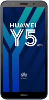 Smartphone Huawei Y5 Bleu