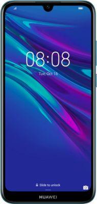 Smartphone Huawei Y6 2019 Bleu Saphir