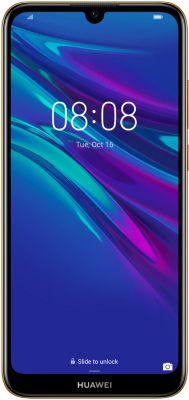 Smartphone Huawei Y6 2019 Brun Ambré
