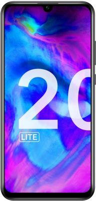 Smartphone Honor 20 Lite Noir